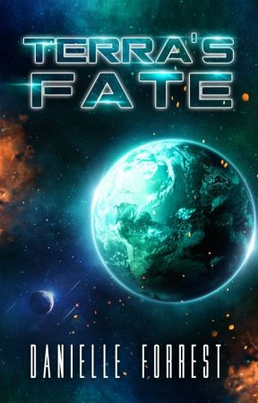 Terra's Fate (The Darkest Day Series - Book 3) by theeternalscribe