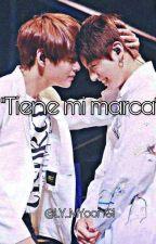 """""""Tiene mi marca"""" [Omegaverse] by LY_MYoonGi"""