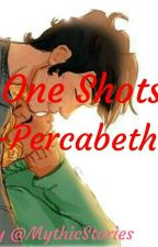 One Shots -Percabeth by MythicStories