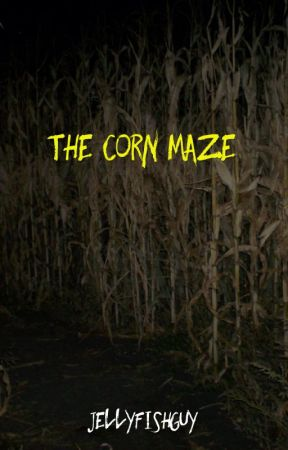 The Corn Maze (Halloween Edition) by jellyfishguy