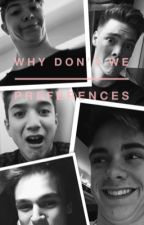 Why Don't We Preferences by whydontwemusics