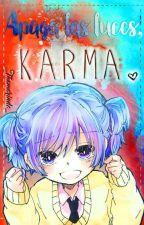 Apaga las luces, Karma. «NagiKaru» by _Thamarindo_