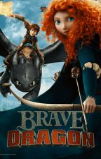 Brave Dragon | Mericcup by swethale