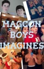 Magcon Boys Imagines by lovelyimaginesx