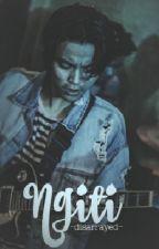 Ngiti [Blaster Silonga] - hiatus by -disarrayed-