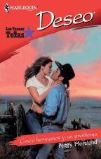 """""""Serie Los Tanner De Texas 1 - Cinco Hermanos y un Problema"""" Peggy Moreland by NatTorres_97"""