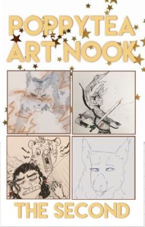 Art Nook Part Two by POPPYTEA