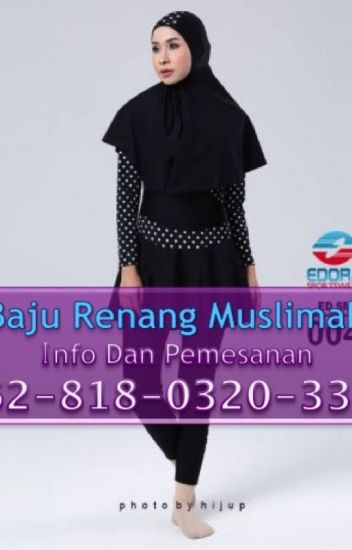 Baju Renang Muslimah Bandung, +62-818-0320-