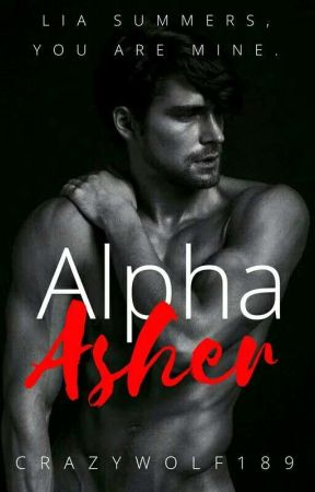 Alpha Asher  by CrazyWolf189