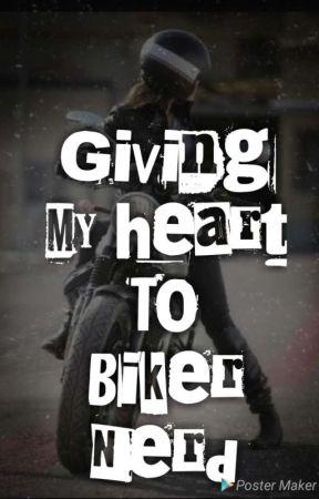 Giving My Heart To Biker Nerd  by midnight_blue81