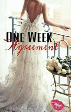 One Week Agreement by EXO_JunMyeon