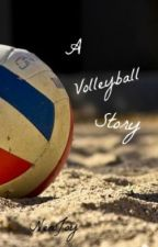 A Volleyball Story by LostFindingMyself