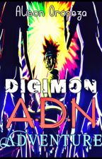 Digimon A.D.N Adventure by AlisonOropeza20
