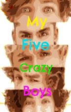 My 5 Crazy Boys by CarrotQueens