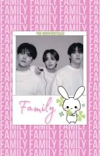 family • [fluffy!jihancheol] by wonvvootrash