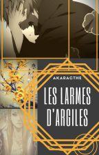 [Naruto]•[DeidaraxSasori]•Les larmes d'argiles by Akaracthe