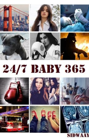 24/7 baby 365. (CAMREN) by Sidwaay