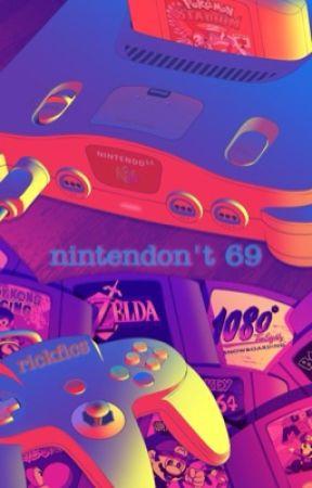 Nintendon't 69 by rickfics
