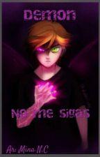 """""""No Me Sigas"""" Demon Chat Noir (MariChat) by MinaNekoCat"""