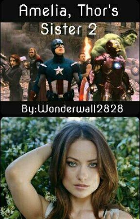 Amelia,Thor's Sister 2 by Wonderwall2828