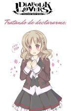 Tratando de declararme [Diabolik Lovers] by Washi-otaku