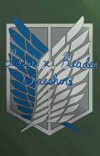 Levi x Reader Oneshots by irr3lephant