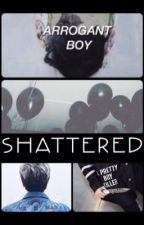 shattered ➳ drarry by skunkygay