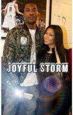 A Joyful Storm by issaminaj