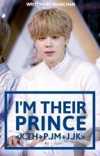 I'm their prince [k.th + p.jm + j.jk]  by nhiaChan