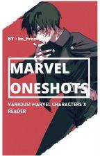 Marvel x reader one shots by MarveLosver2005