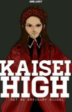 Kaisei High: Not So Ordinary School by Minejar07