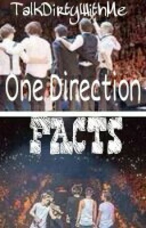 One Direction FACTS by lingeredhes