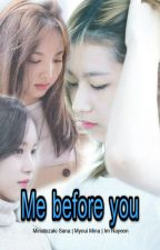 [FANFIC] Me Before You by summer0307