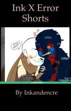 Ink x error shorts by Smile_Mask_Author