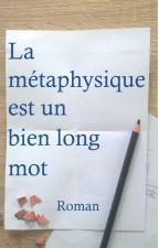 La métaphysique est un bien long mot by JulieBrng