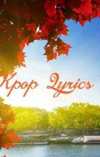 KPOP LYRICS by Corinna203