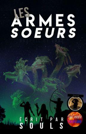 Les armes-soeurs by soulsreaper42
