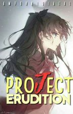Project Erudition  by AmponNiRizal