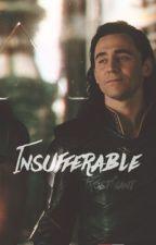 Insufferable ➻ Loki by FrostGiant