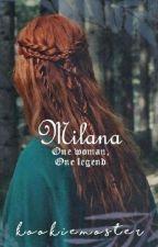 Milana by kookiemoster3