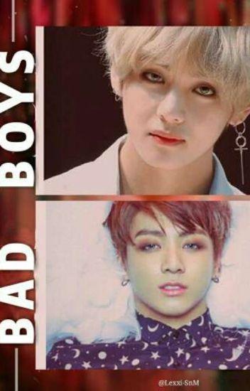 Vkook   Bad Boys [18+] - Unknown_Beautie - Wattpad