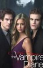 The Vampires that changed my life (Vampire Diaries Fan Fiction) by CxAxRxLxI