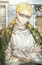 Tsukishima's Cousin. Haikyuu X Male! Reader. by SeraphicSerialKiller