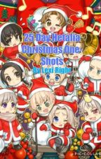 25 Day Hetalia Christmas One-Shots by Lexi323