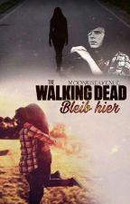 Bleib hier! (Carl Grimes, The walking dead FF) by moonriseavenue