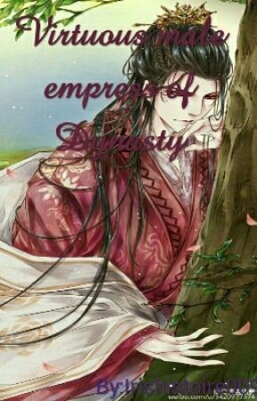 Virtuous MALE  EMPRESS   by Irishistoire009