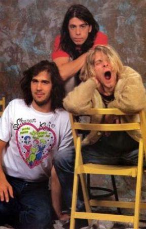 Nirvana One Shots by aubreemichelle