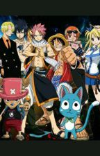 fairy tail y one piece by user462108397434