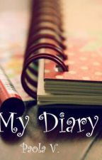 My Diary by Imstrongernow