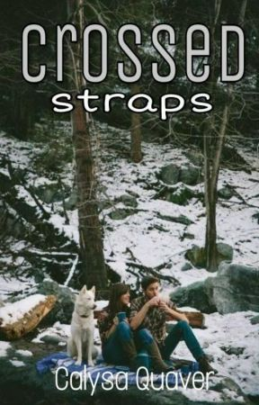 Crossed Straps by CalyssaQuaver